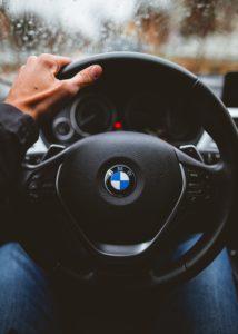 Autoga proovisõidul